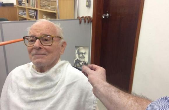 Kovacs paga promessa e faz barba após primeiro voo T-Xc - imagem 2 Novaer