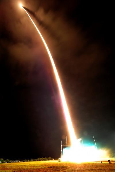 Lançamento VS-30 combustível líquido - foto 2 FAB