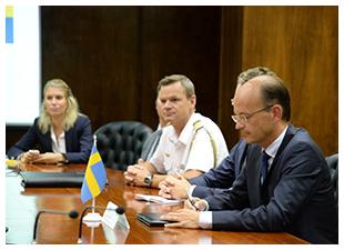 MOU Entendimento Técnico Aeronáutica Militar - Brasil-Suécia - foto 2 Ministério da Defesa