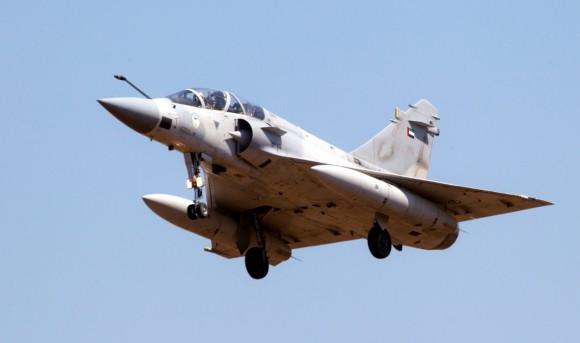 Mirage 2000-9 Emirados - foto MD Australia
