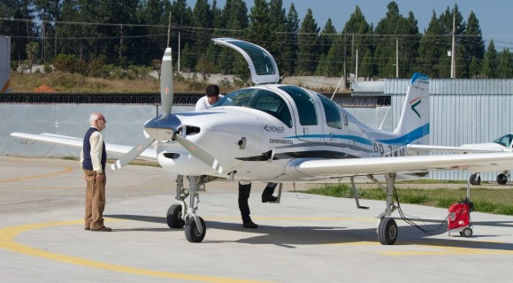 T-Xc protótipo - foto Novaer