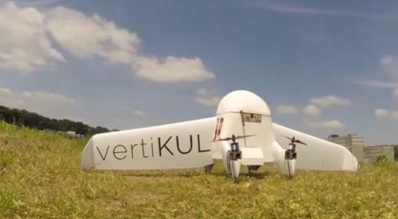 vertikul - foto via dronesforgood