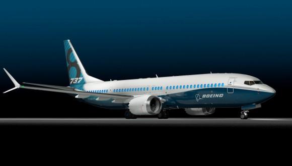 737 MAX 200 - imagem Boeing