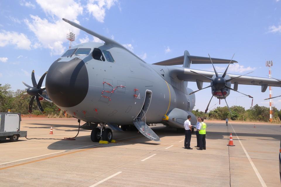 A400M em Brasília-DF - 1