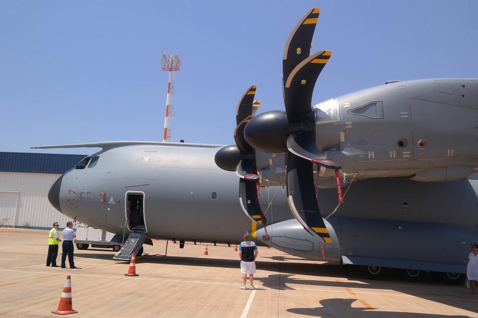 A400M em Brasília-DF - 4