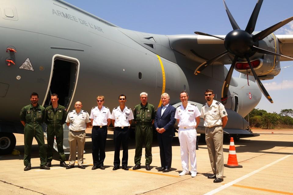 A400M em Brasília-DF - 5