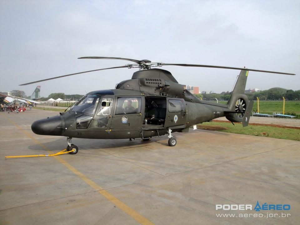 Domingo Aéreo PAMA-SP 2014 - Pantera do EB - foto Nunão - Poder Aéreo