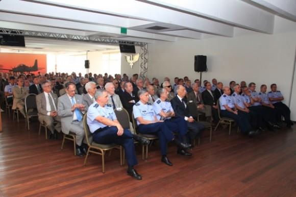 Encontro Velhas Águias - oficiais da ativa e da reserva - foto FAB - Ag Força Aérea Sgt J Barros