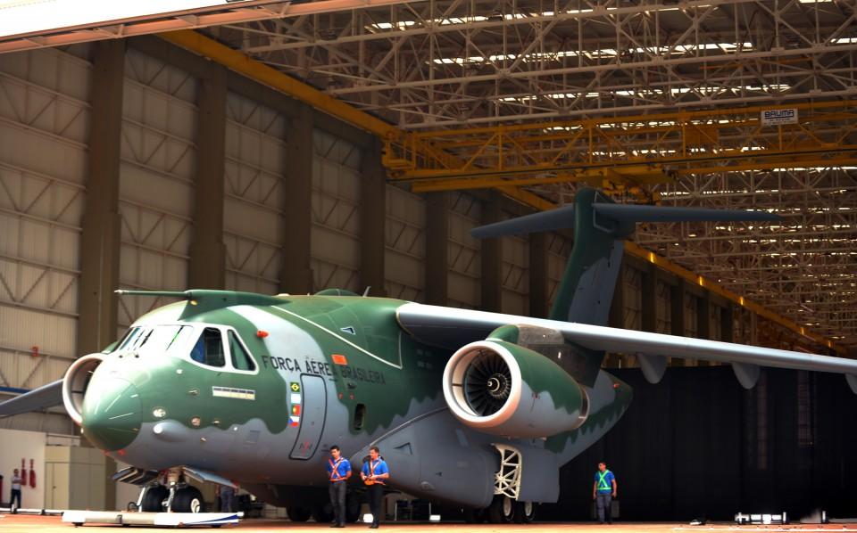 KC-390 foto MD - 1