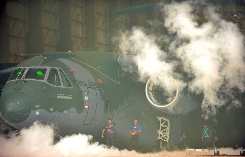 KC-390 foto MD - 3