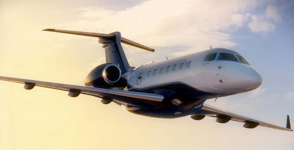Legacy 500 - imagem Embraer