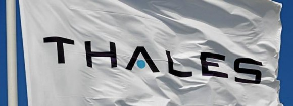 Thales bandeira - imagem Thales