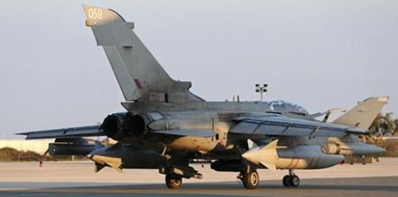 Tornado GR4 - foto 4 RAF