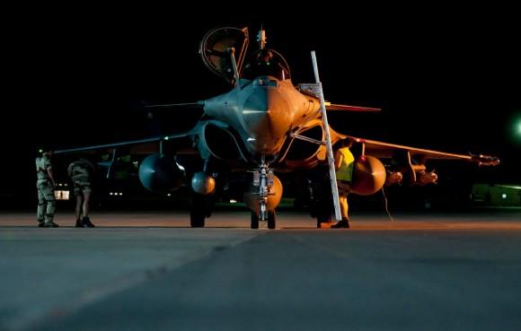 caças Rafale em missão sobre o Iraque - foto 6 Min Def França