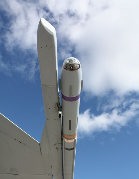 A-Darter em Gripen - foto 2 Denel Dynamics