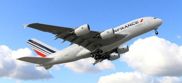 A380 - foto Air France
