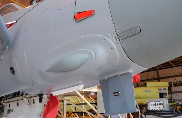 AF-1M radar e RWR