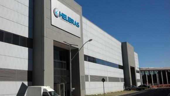 Centro de Suporte ao Cliente - foto Helibras