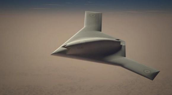FCAS - programa Dassault BAE Systems - imagem 4 via Dassault