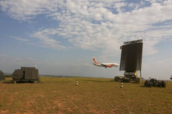 modernização dos radares TPS-B34 - foto FAB