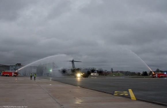 A400M - sexta entrega para a França - foto 2 Força Aérea Francesa
