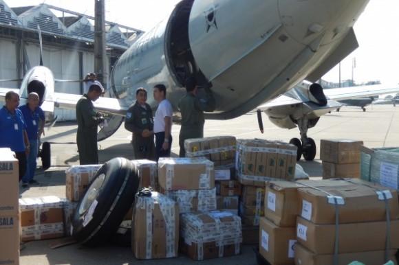 C-97 Brasília em configuração cargueiro - foto 2 FAB