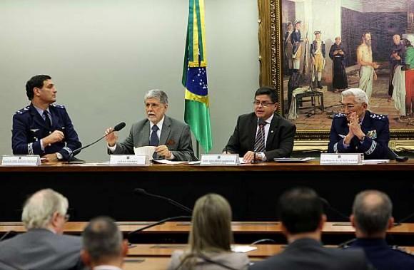 Foto matéria audiência CREDN em 9-12-2014 - foto A Araújo - Câmara dos Deputados