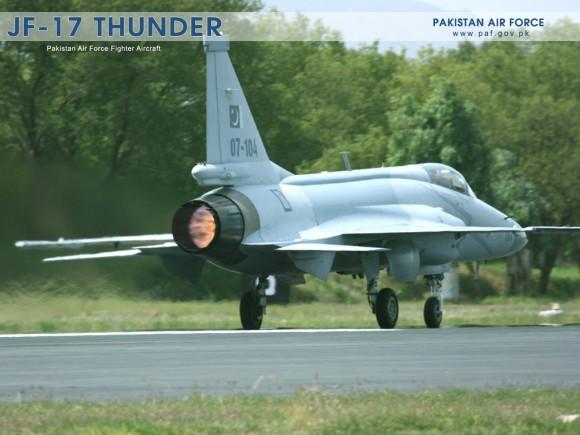JF-17 - foto 2 Força Aérea Paquistanesa