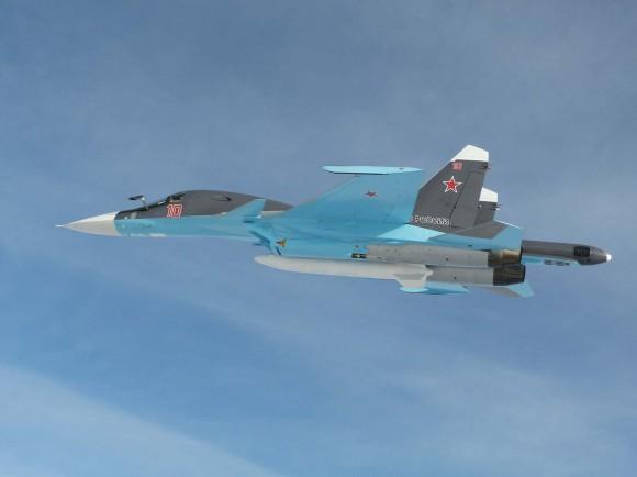 Su-34 - foto 2 Sukhoi