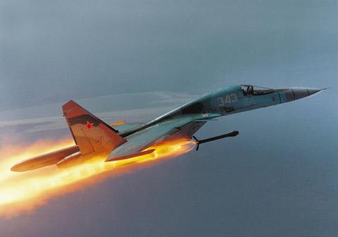 Su-34 - foto Sukhoi