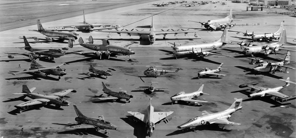 1950's Air-show