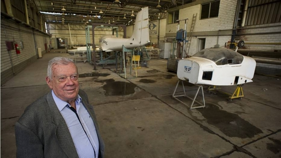 Crise. Viana, da Aeromot, busca contrato para reativar empresa que já foi a segunda maior fabricante de avião do Brasil