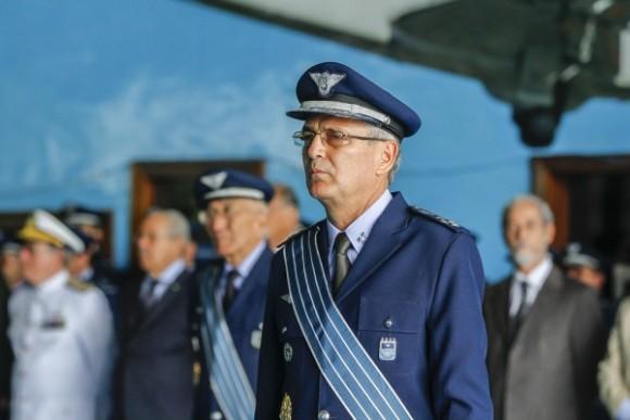 tenente-brigadeiro Rossato - foto FAB