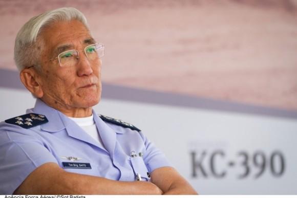 tenente brigadeiro do ar Juniti Saito - foto 2 FAB
