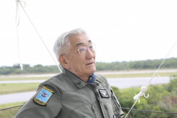 tenente brigadeiro do ar Juniti Saito - foto FAB