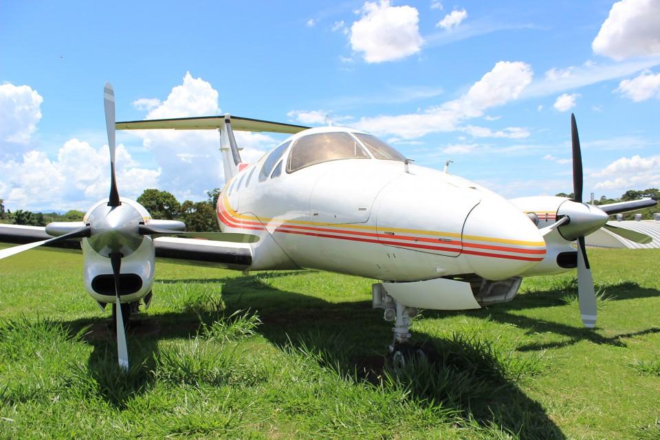 MAB - 5 - Protótipo do EMB-121 Xingu