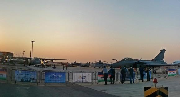 Rafale no Aero India 2015 - Vishal Jolapara