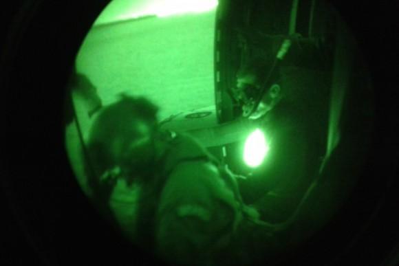 Resgate Noturno - Caracal do Esquadrão Falcão - foto 2 FAB