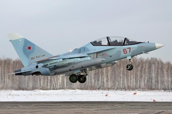 Yak-130 - 2