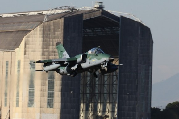 A-1M Esquadrão Adelphi - foto FAB sgt Marllon