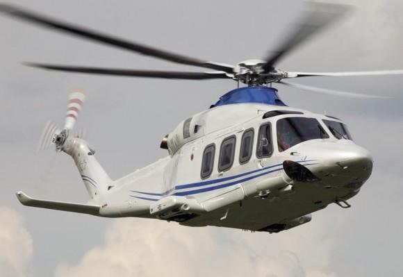 AW139 - foto AugustaWestland