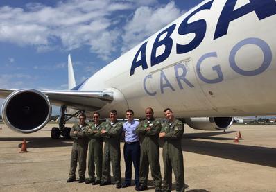 Boeing 767 ABSA TAM Cargo - foto FAB