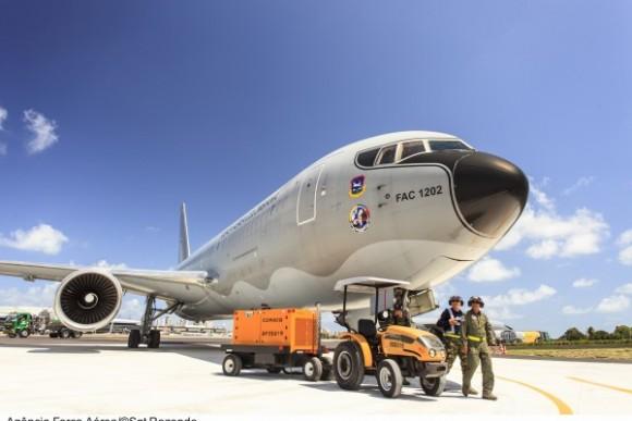 Boeing 767 FAC - foto 2 FAB