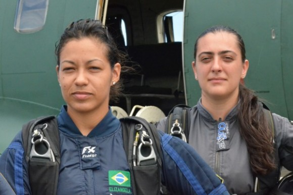 Equipe feminina Falcões - foto 3 FAB