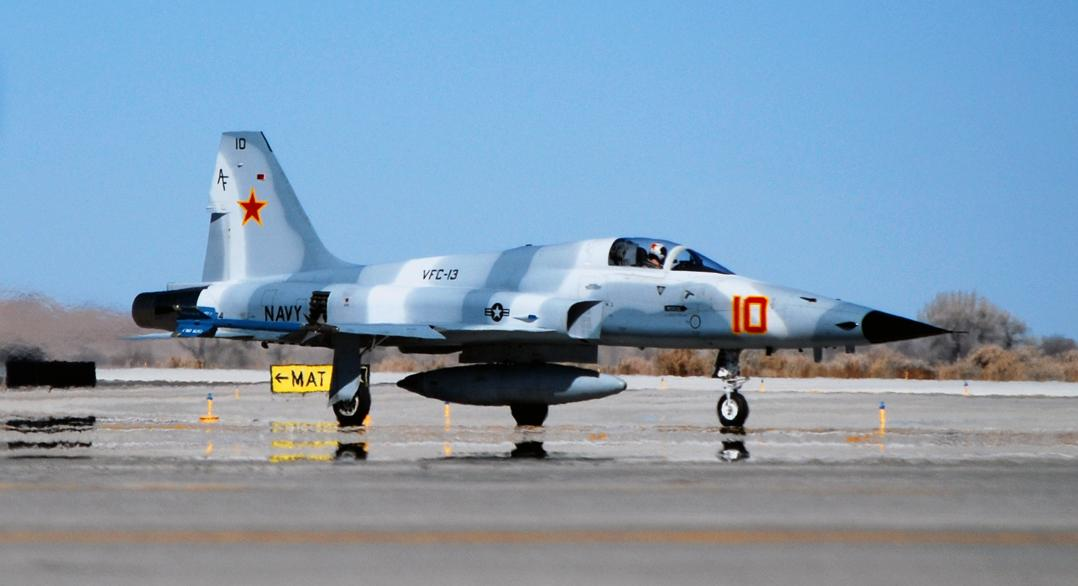 F-5 Tiger II do VFC 13 na NAS Fallon - foto 5 USN