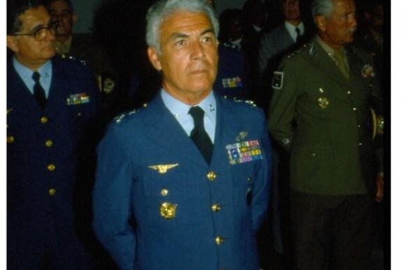 Major-Brigadeiro do Ar Lauro Ney Menezes