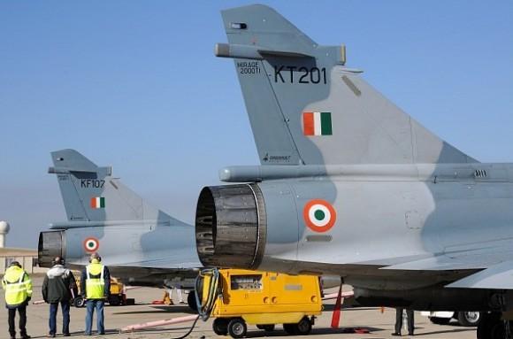 Modernização do Mirage 2000 para a Índia -  foto 2 Dassault