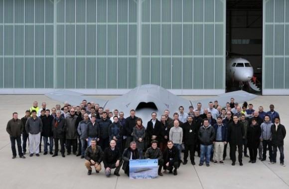 Neuron - foto de nota sobre centesimo voo - foto 2 Dassault