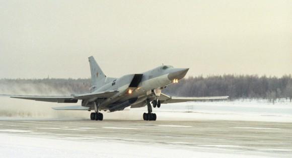 Tu-22 - foto via Sputnik news