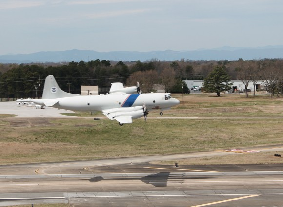 US Customs and Border Protection P-3 MLU